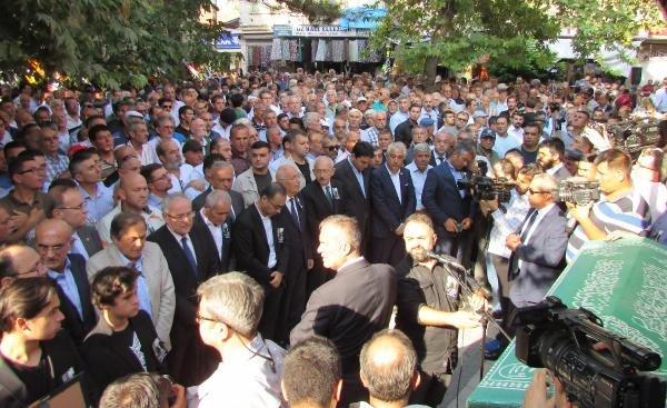 Kılıçdaroğlu ve İnce'den Ahmet Yaşar'a son görev