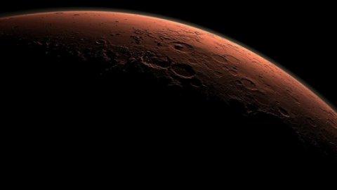 Mars'taki buz gölü' görüntülendi 89
