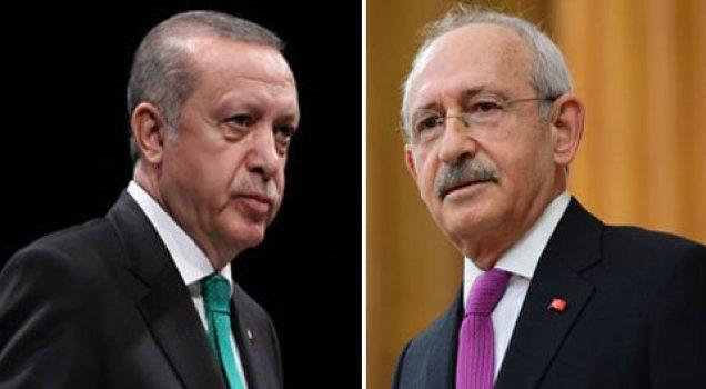 Erdoğan'dan Kılıçdaroğlu'na dava!