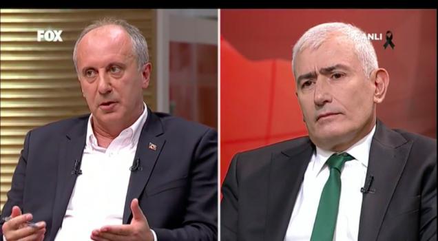 İnce'den HDP ile ittifak sorusuna yanıt