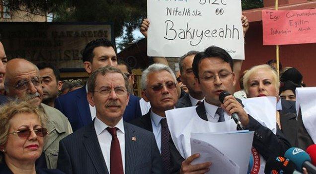 129 yıllık Konya Lisesi 'niteliksiz okul' sayıldı