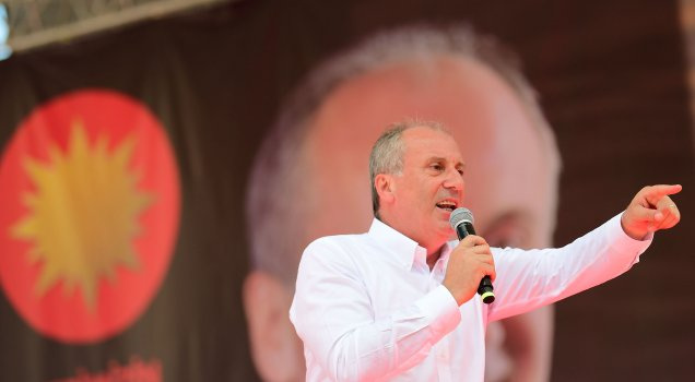 İnce'den Erdoğan'a hodri meydan: Maltepe mitingimi bile iptal ederim...