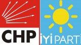 CHP ve İYİ Parti'den iki il için işbirliği