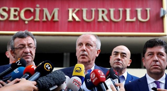 Avukatları YSK'nın önüne neden çağırmadığını açıkladı