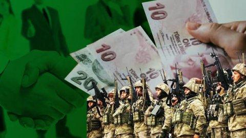 Bedelli askerlik geliri açıklandı 52