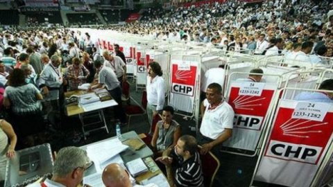CHP'de kurultay süreci başladı! MYK üyelerinin sayısı hakkında yeni iddia