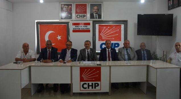 CHP Bilecik kurultay tartışmasında tarafını seçti