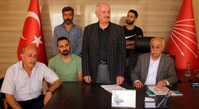 CHP Şırnak'tan 4 imza açıklaması