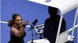 Serena Williams'a 17 bin dolar ceza