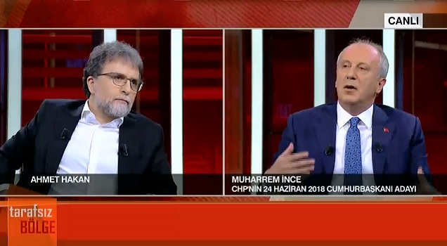 Muharrem İnce'den genel başkanlık açıklaması
