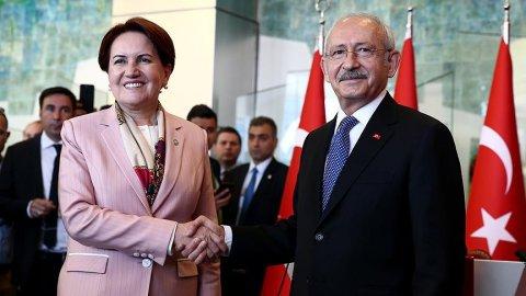 'CHP ve İYİ Parti kararını verdi'