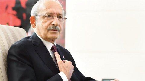 Kılıçdaroğlu, İstanbul planını açıkladı