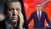 Fatih Portakal'dan Erdoğan'a zor soru