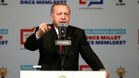 İşte Erdoğan'ın açıkladığı belediye başkan adaylarının tam listesi