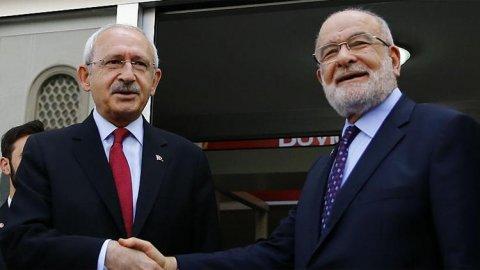 CHP listesinde Saadet sürprizi