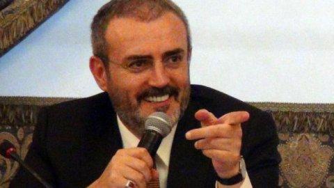 AK Partili Ünal: Anayasa fırlatıldığı için bir gecede fakirleşmedik mi 19
