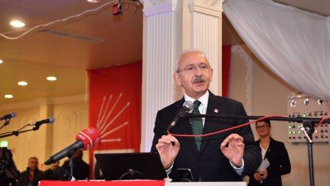 Kemal Kılıçdaroğlu Viyana'da