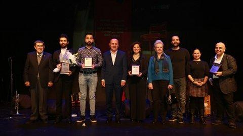Ulusal Tiyatro Oyunu Ödülleri sahiplerini buldu 80