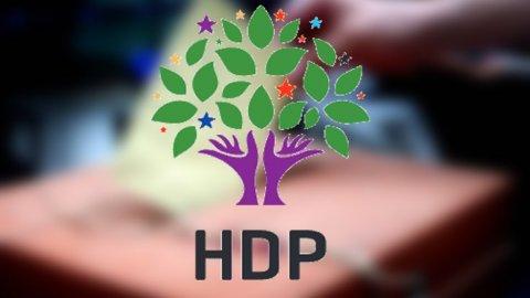 YSK'nın kararına HDP'den ilk tepki