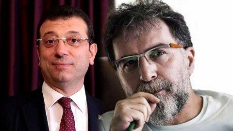 Ahmet Hakan'dan Ekrem İmamoğlu'na: Bu yolla kazanacaksınız