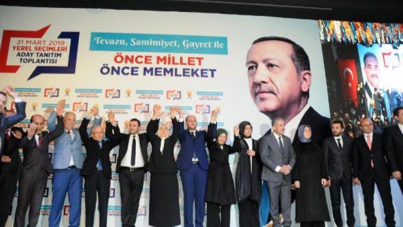 Merkez Haberleri: Yalova'da AK Parti belediye başkanı adayları tanıtıldı 48