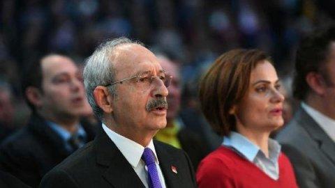 CHP'de İstanbul'un ilçeleri belli oluyor
