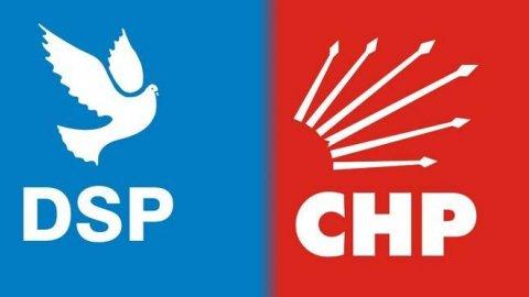 DSP'den CHP adayı ile şaşırtan ortak seçim çalışması