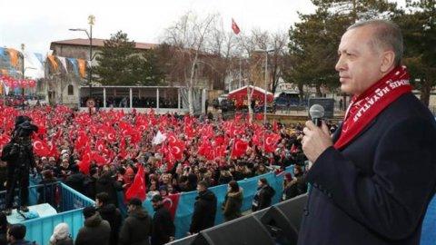 Erdoğan'dan Sivas adayı açıklaması