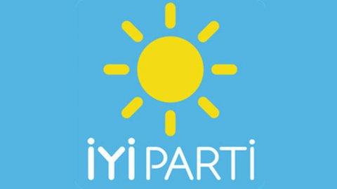 İYİ Parti ilçe teşkilatında istifa!