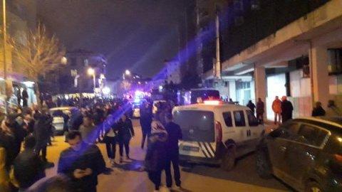 İstanbul Çekmeköy'de askeri helikopter düştü! İşte ilk fotoğraflar