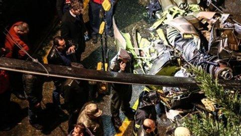 İstanbul Çekmeköy'deki askeri helikopter kazası hakkında yayın yasağı!