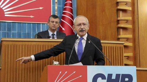 Kılıçdaroğlu'ndan Erdoğan'a çağrı: Tepki gösteremiyorsan çekileceksin