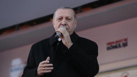 Erdoğan, CHP'nin Beyoğlu adayı Alper Taş'ı hedef aldı