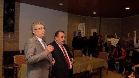 DSP Balıkesir'den CHP adayı ile ortak seçim çalışması