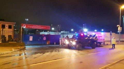 Metris Cezaevi'nde yangın: 27 yaralı