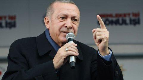 Erdoğan: Bunun adı, vurgundur soygundur