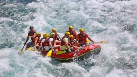Beşkonak'ta rafting sezonu açılıyor - Gerçek Gündem
