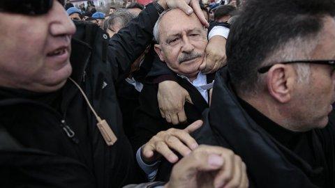 Kılıçdaroğlu'na linç girişimi davasında skandal savunma: 'Öldürmek isteseydik çıkamazdı'