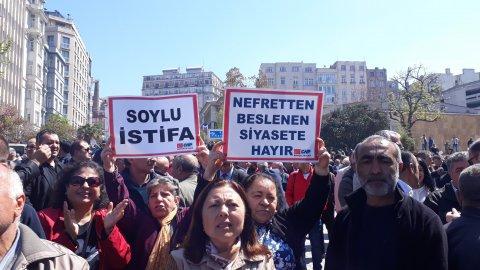 Kılıçdaroğlu'na saldırıya İstanbul'da büyük tepki