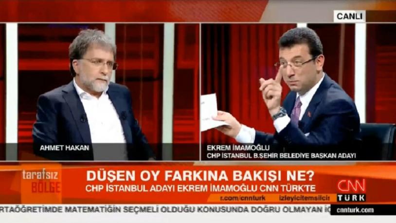Ekrem İmamoğlu: Bu, Türkiye tarihinde en kritik olaylardan birisi