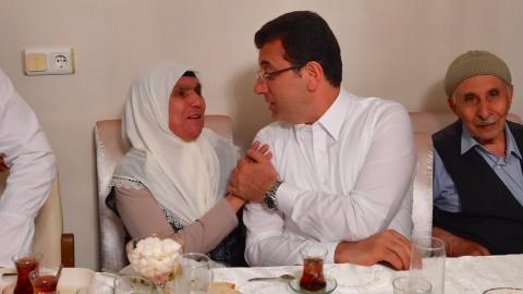 Ekrem İmamoğlu: Benim muhalefetim evde!