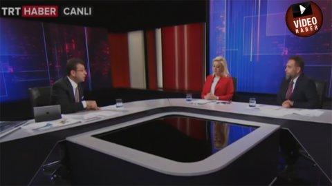 İmamoğlu'ndan TRT'ye tepki: Adil olduğunuzu düşünüyor musunuz?