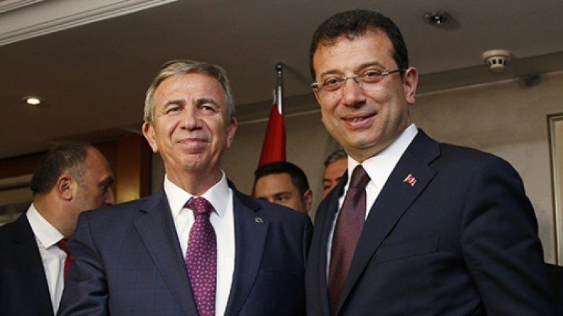 Ticaret Mahkemesi'nden 'Ekrem İmamoğlu - Mansur Yavaş' kararı