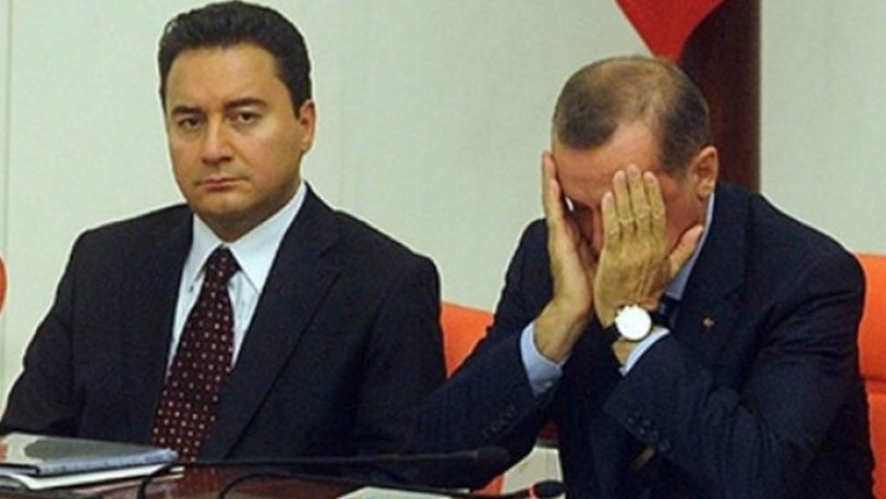 Ali Babacan AKP'den istifa etti! 'Yeni parti' mesajı verdi...