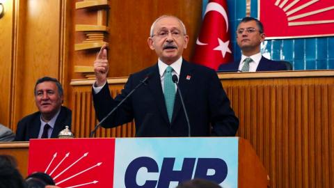 Kılıçdaroğlu'ndan Saray'a İdlib sorunuyla ilgili 5 kritik öneri