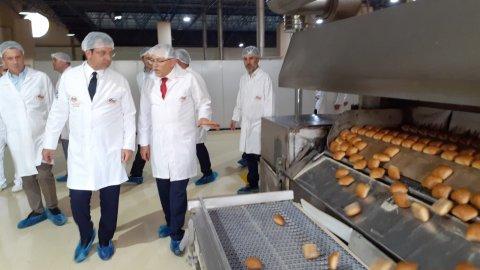 Ekrem İmamoğlu'ndan Halk Ekmek Fabrikası incelemesi