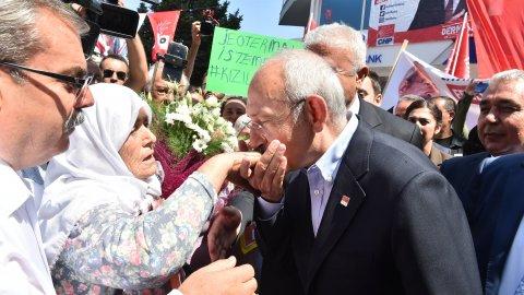 Kılıçdaroğlu Aydın Efeler'de