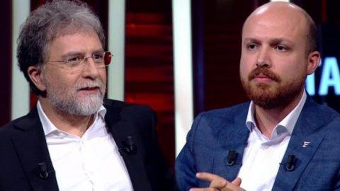 Ahmet Hakan, Bilal Erdoğan'ı dinlerken, içinden geçirdiklerini yazdı