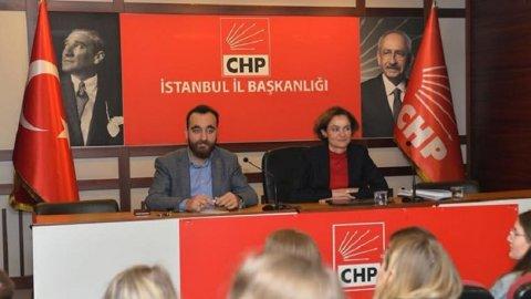 CHP İstanbul Gençlik Kolları: Kaftancıoğlu'nu attığı tek bir adımında dahi yalnız bırakmayacağız