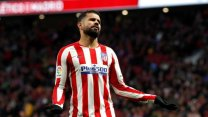 Atletico Madrid'e Diego Costa şoku